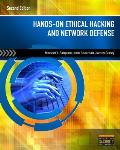 Hands-On Ethical Hacking and Network Defense [With CDROM]