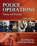 Police Operations Theory & Practice