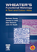 Wheater's Functional Histology E-Book Cover