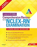 Saunders Comprehensive Review for Nclex-RN Exam - With CD (5TH 11 Edition) Cover