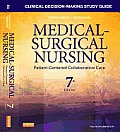 Clinical Decision Making Study Guide For Medical Surgical Nursing Patient Centered Collaborative Care