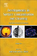 Developments in Surface Contamination and Cleaning - Contaminant Removal and Monitoring