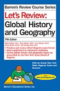 Let's Review Series||||Let's Review Global History and Geography