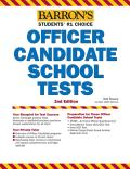 Barron's Officer Candidate School Tests, 2nd Edition (Barron's Officer Candidate School Test)