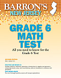 Barron's New Jersey Ask 6 Math Test, 2nd Edition (Barron's New Jersey Ask6 Math Test)