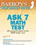 Barron's New Jersey Ask 7 Math Test (Barron's New Jersey Ask7 Math Test) by John T. Neral