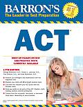 Barrons ACT 17th Edition