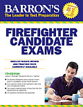 Barrons Firefighter Candidate Exams 7th Edition