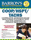 Barrons COOP HSPT Tachs 3rd Edition