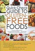 Quick Check Guide to Gluten Free Foods