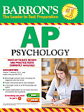 Barrons AP Psychology 6th Edition