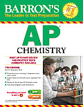 Barron's Ap Chemistry -text Only (7TH 14 Edition)