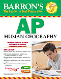 Barrons AP Human Geography 5th Edition