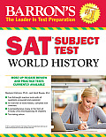 Barron's SAT Subject Test World History, 5th Edition