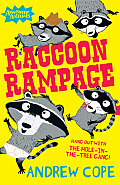 Awesome Animals Raccoon Rampage