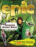 Epic Sticker Scene Book (Epic Sticker Books)