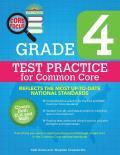 Barron's Core Focus: Grade 4 Test Practice for Common Core
