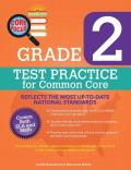 Barron's Core Focus: Grade 2 Test Practice For Common Core by Judith T. Brendel
