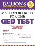Math Workbook for the GED Test, 4th Edition