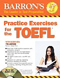 Practice Exercises for Toefl - With 6 CD's (7TH 11 Edition)