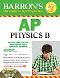 Barron's AP Physics B [With CDROM] (Barron's AP Physics B) Cover