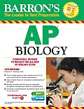 Barron's AP Biology , 4th Edition [With CDROM] (Barron's AP Biology)
