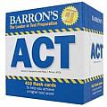 Barrons ACT Flash Cards