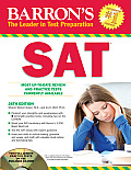 Barron's SAT [With CDROM] (Barron's SAT) Cover