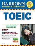 Barron's TOEIC: Test of English for International Communication [With CD (Audio)] (Barron's TOEIC)