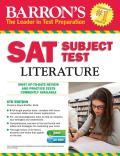 Barron's SAT Subject Test Literature [With CDROM]