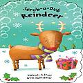 Scrub-A-Dub Reindeer: Bath Mitt and Bath Book Set (Scrub-A-Dub Bath Mitt and Bath Book Sets)