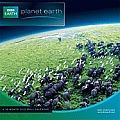 BBC Earth: Planet Earth Wall Calendar