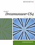 New Perspectives on Adobe Dreamweaver CS4, Comprehensive Cover