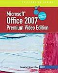 Microsoft Office 2007: Premium Video Edition - With DVD (10 Edition)