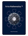 Finite Mathematics (5TH 11 - Old Edition) Cover