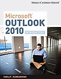 Microsoft Office Outlook 2010 Introductory (11 Edition) Cover