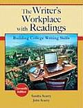 Writer's Workplace With Readings: Building College Writing Skills (7TH 11 - Old Edition)