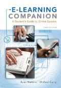 E-learning Companion: a Student's Guide To Online Success (3RD 11 - Old Edition) Cover