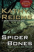 Spider Bones (Temperance Brennan Novels) Cover