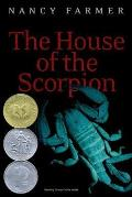 The House of the Scorpion Cover