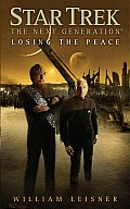 Star Trek: Tng: Losing the Peace (Star Trek Next Generation) Cover