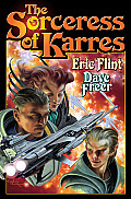 The Sorceress of Karres (Karres) Cover