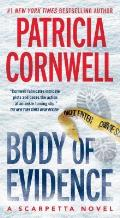 Body of Evidence (Kay Scarpetta Mysteries) Cover