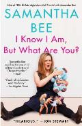 I Know I Am, But What Are You? Cover