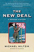 The New Deal: A Modern History Cover