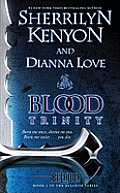Blood Trinity: Book 1 in the Belador Series Cover