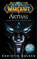 Arthas: Rise of the Lich King (World of Warcraft) Cover