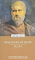 Dialogues Of Plato (Enriched Classics) by Plato