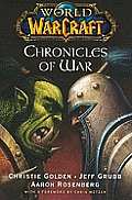 Chronicles of War (World of Warcraft) Cover