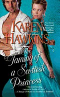 The Taming of a Scottish Princess Cover